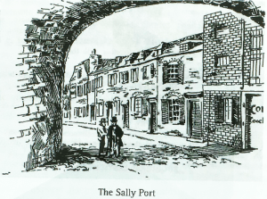 The Sally Port