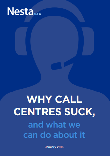 Why call centres suck NESTA