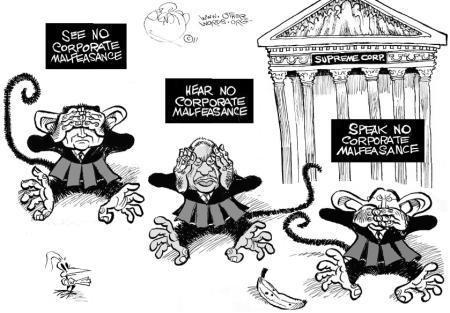 corporate malfeasance