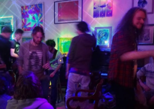 Sketchy Sessions Live Music Jam @ Sketchy Beats Cafe
