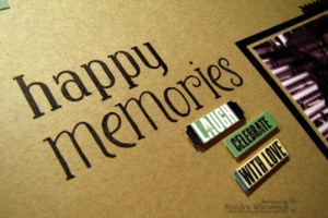 Happy memories