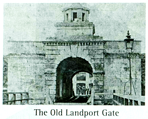 The Old Landport Gate