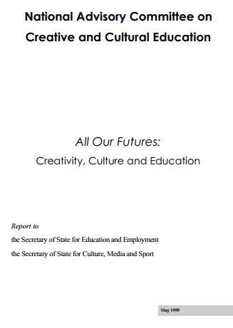 National Advisory Committee on creative and cultural education