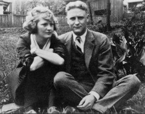 Sheilagh Graham and F Scott Fitzgerald