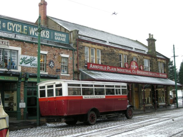 Beamish Open Air Museum in Co. Durham