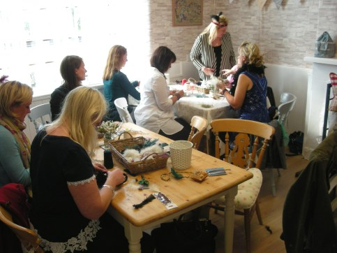 First hen party 014