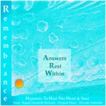 Answers Rest Within CD Cover