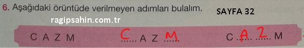 5.sınıf sayfa 32.6