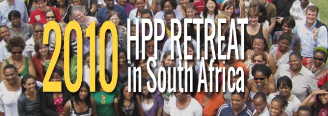 Newsletter Vol 3: HPP Retreat and Irvine