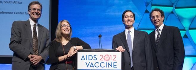 Ragon-cohosted AIDS Vaccine Conference Held in Boston