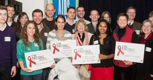 World AIDS Day Celebrated at the Prudential