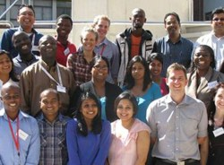 Second Annual Biostatistics Course Held in South Africa