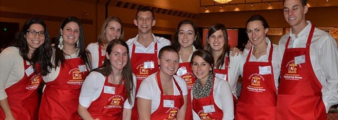 Ragon Volunteers at BLC Celebration of Life
