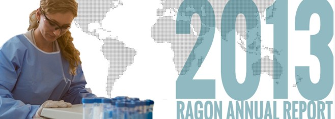 The Ragon Institute 2013 Annual Report