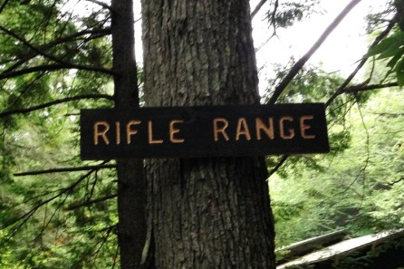 Rifle range