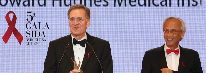 Walker Honored at Gala Sida Barcelona