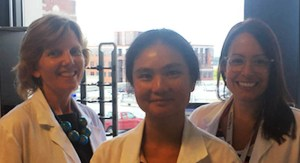 Drs. Sarah Fortune, Amy Chung, and Galit Alter