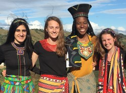 Eight Harvard students travel to KZN for a unique HIV research internship
