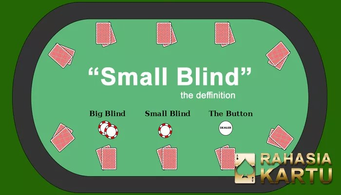 Definisi Small Blind