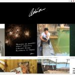 tumblr theme portfolio item