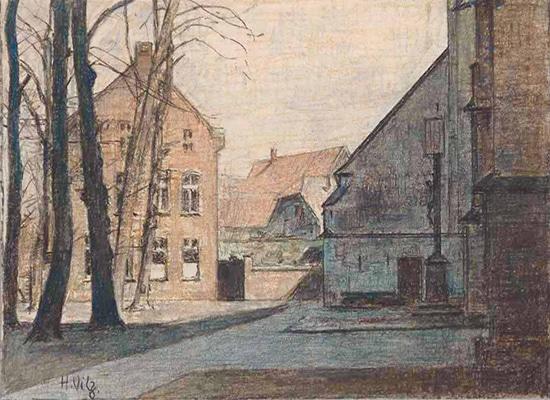 H. Vilz-Stiftsplatz-Kaiserswerth
