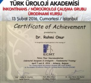 uroloji akademisi