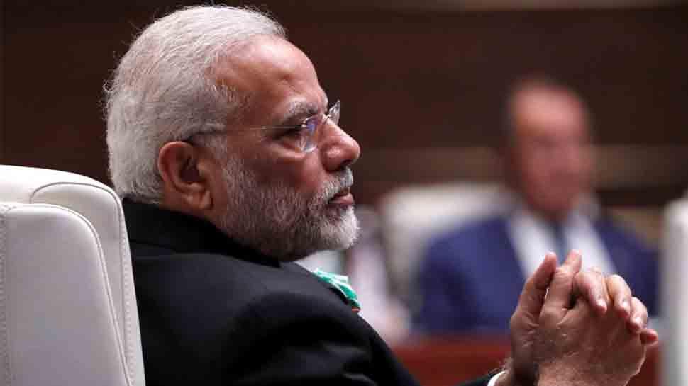 Political History Of Narendra Modi