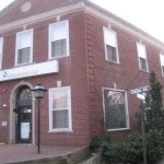 Elizabethtown Gas building