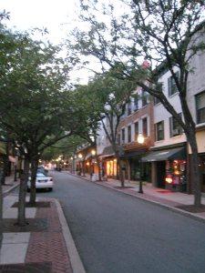East Cherry Street