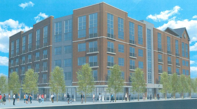 East Cherry Street plan proposes 43 units
