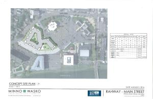 Center CIrcle Concept site plan