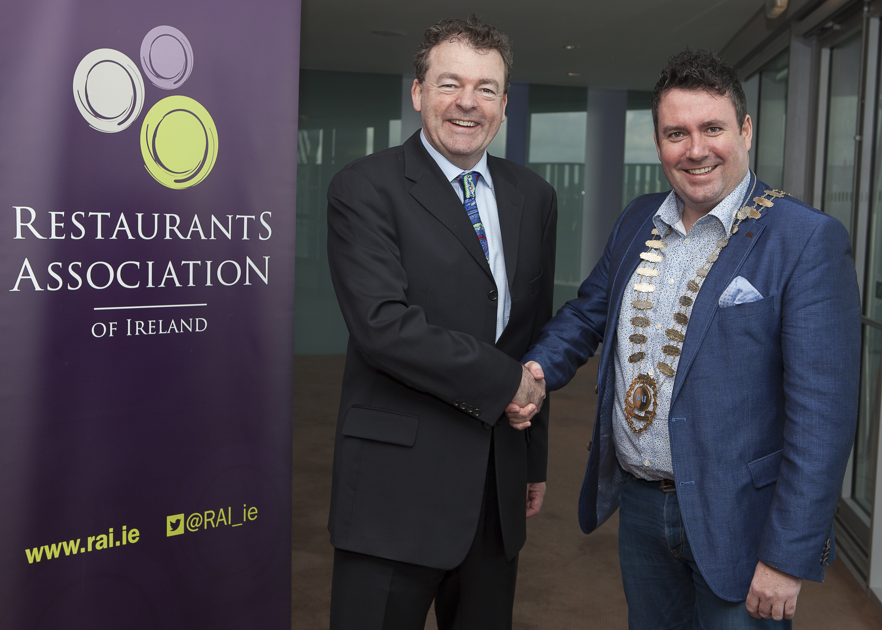 Image result for Sligo native Anthony Gray was elected President of the Restaurants Association of Ireland