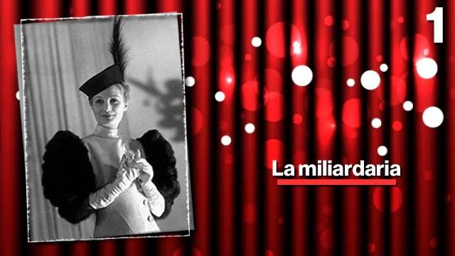 Audio Rai.TV - I teatri alla radio - La miliardaria #1