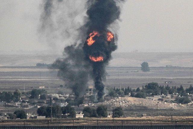 Risultati immagini per armi chimiche in siria rai