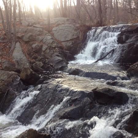 Otter Hole Waterfall