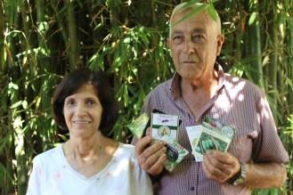 Don Luis and Doña Carmen