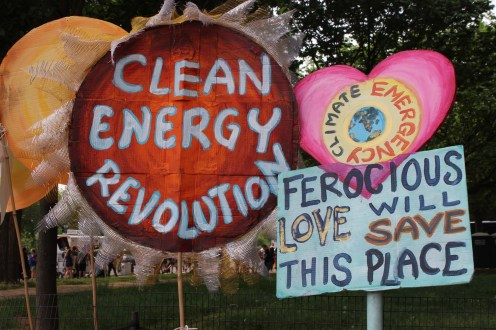 Clean Energy Revolution. The time for renewables is now, and we are the ones responsible for creating a culture of caring for the earth and all of her creatures!