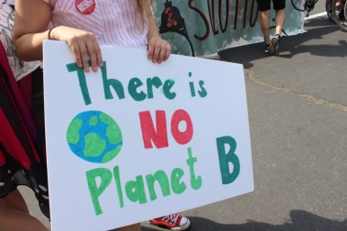 """The is no Planet B"""