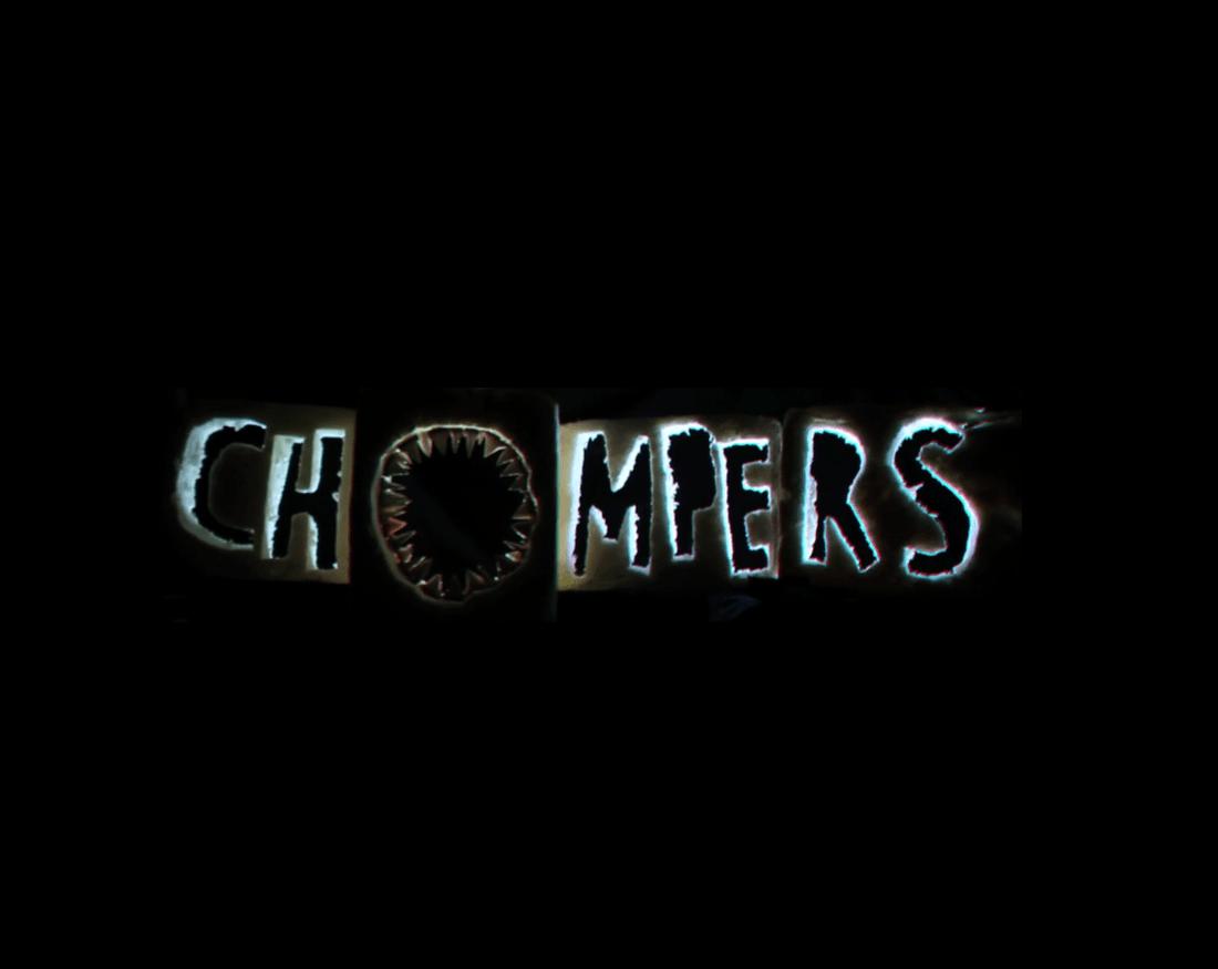 Final Chompers logo