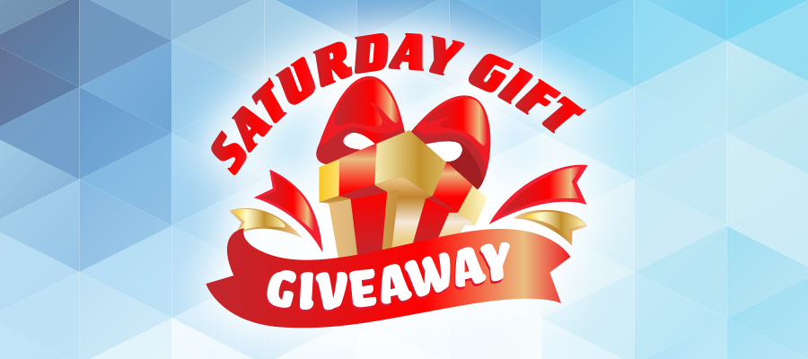 Saturday Gift Giveaway
