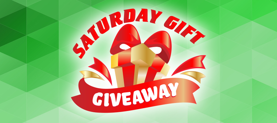 Saturday Gift Giveaway - March