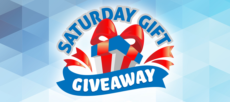 Saturday Gift Giveaway - MAY
