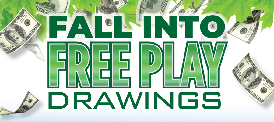 Fall Into Free Play Drawings