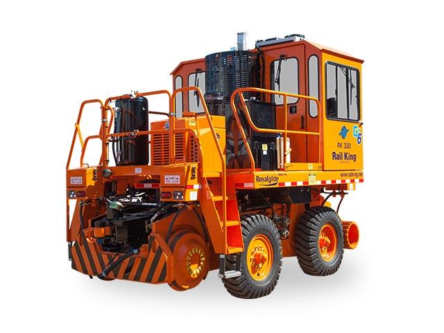 Rail King RK330 G4 International Rail Car