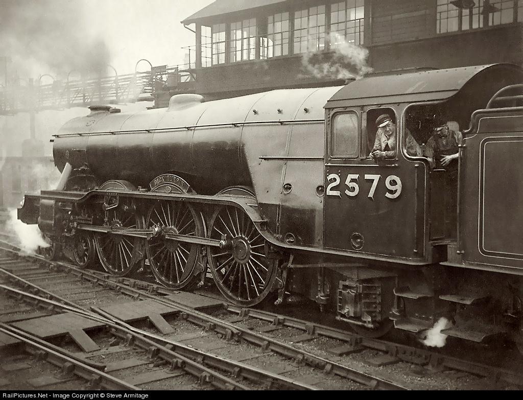 A1 Class 4-6-2 Dick Turpin