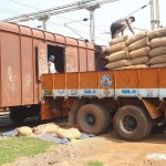 SCR Bags Transport of Maize by Rail to Salem Division in TN