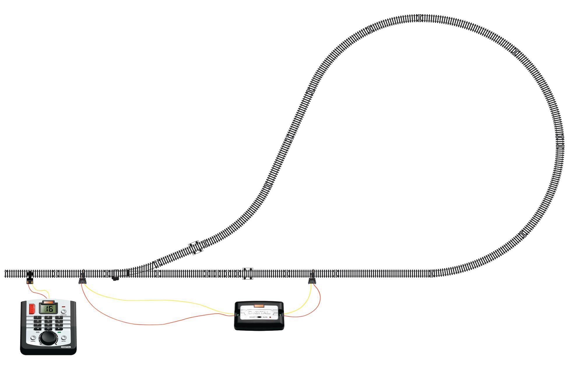 Hornby R Dcc Reverse Loop Module