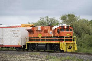 Tier 4 Low-Emission Locomotives CFNR