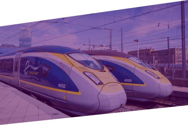Sqills Passenger S3 for Eurostar