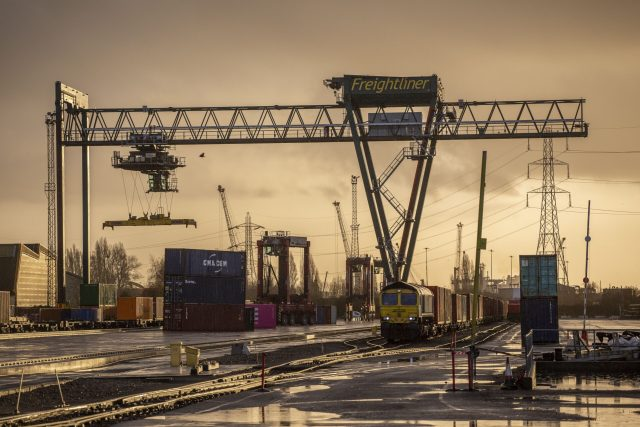Freightliner Maritime Terminal